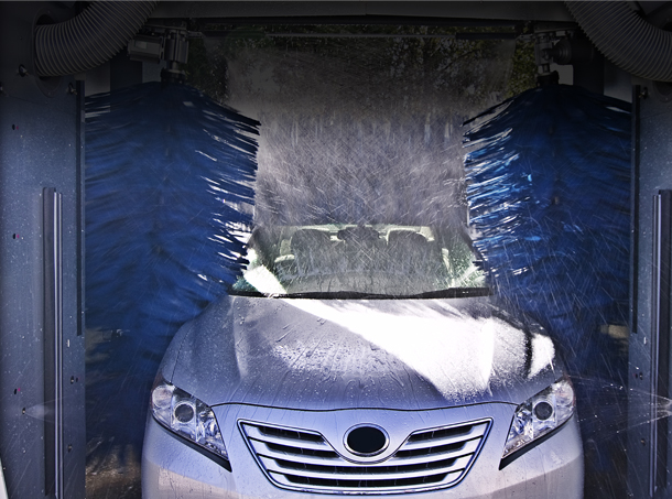 AUTOMATED CAR WASHING OPERATIONS WITH ALPR